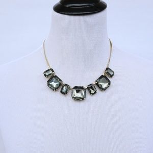 Jewelry - ❤5 for $25 Diamond Block Gold Chain Necklace